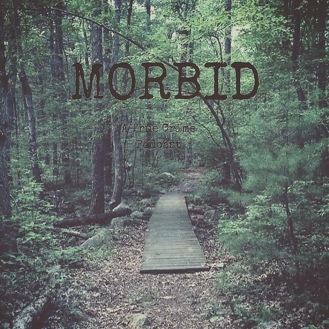 Morbid: A True Crime Podcast podcast network logo