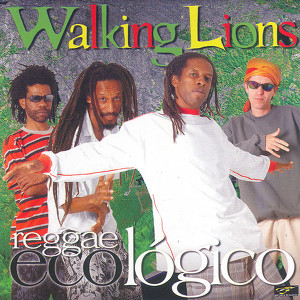 Walking Lions