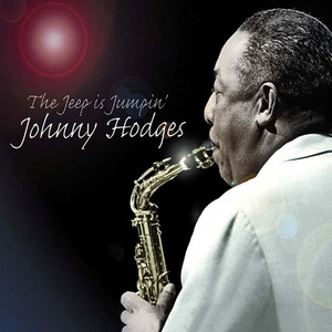 Johnny Hodges A Sailboat in the Moonlight cover