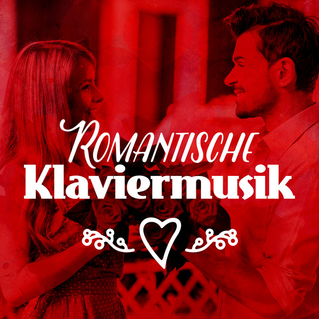 Romantische Klaviermusik Albumcover