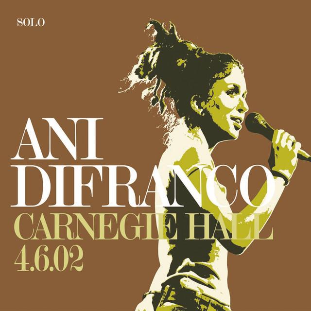 Carnegie Hall 4.6.02