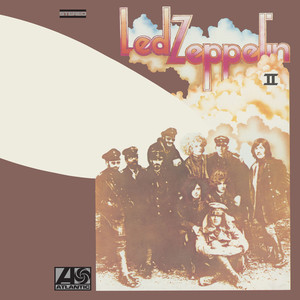 Led Zeppelin II (Remastered) Albumcover