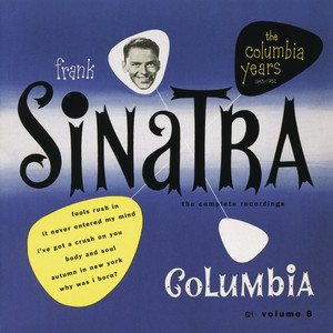 The Columbia Years (1943-1952): The Complete Recordings: Volume 8 Albumcover