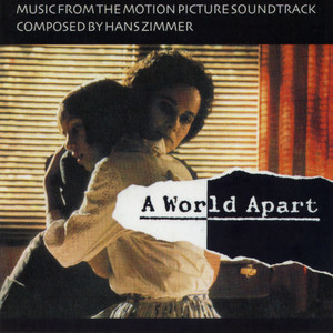 A World Apart (Music from the Motion Picture Soundtrack) Albumcover