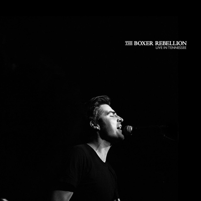 The Boxer Rebellion - If You Run acoustic cover Chords ...