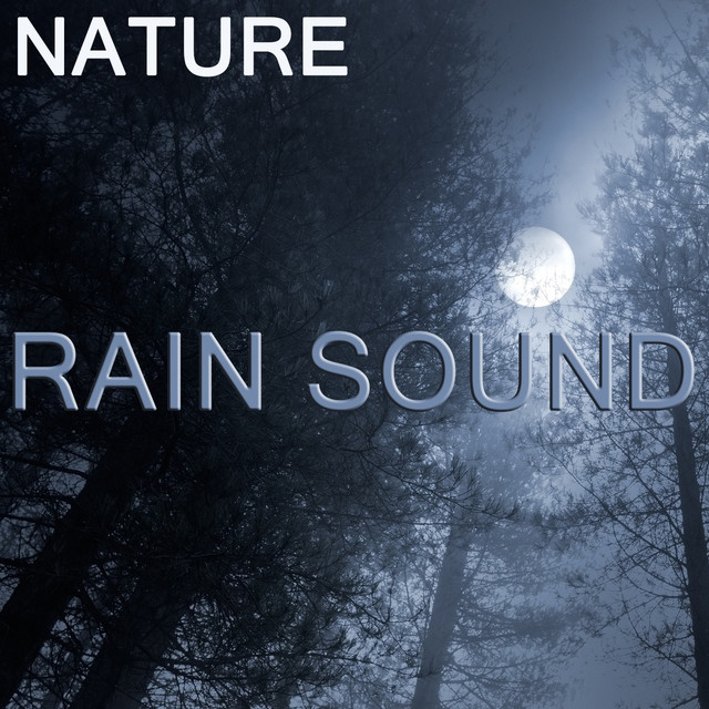 Nature Rain Sound Albumcover