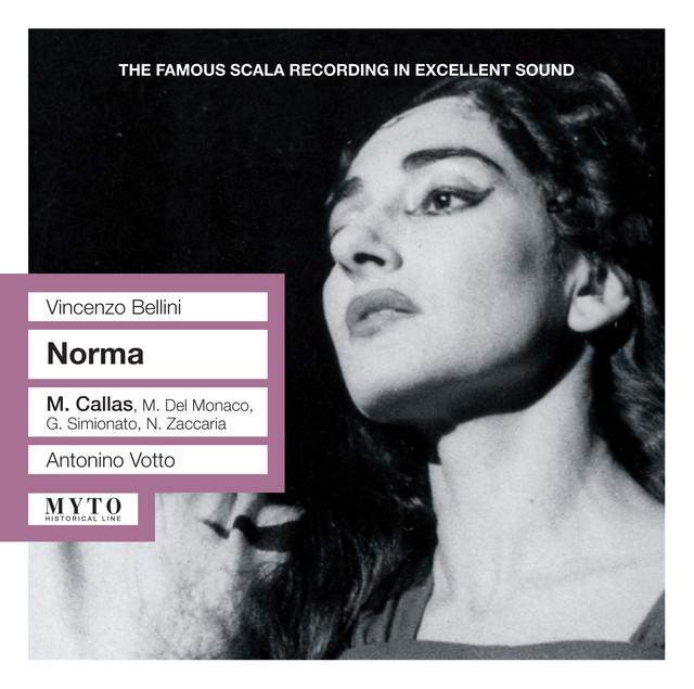 Bellini: Norma (1955)