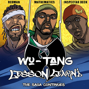 Lesson Learn'd (feat. Inspectah Deck and Redman) Albümü