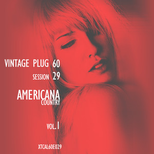 Vintage Plug 60: Session 29 - Americana Country, Vol. 1 Albumcover