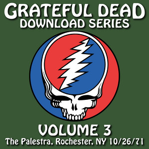 Download Series Vol. 3: 10/26/71 (The Palestra, Rochester, NY) Albumcover