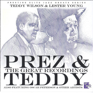 Teddy Wilson, Lester Young I Didn't Know What Time It Was cover