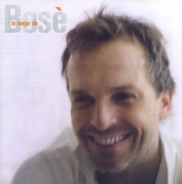 Lo Mejor De Bosé Albumcover