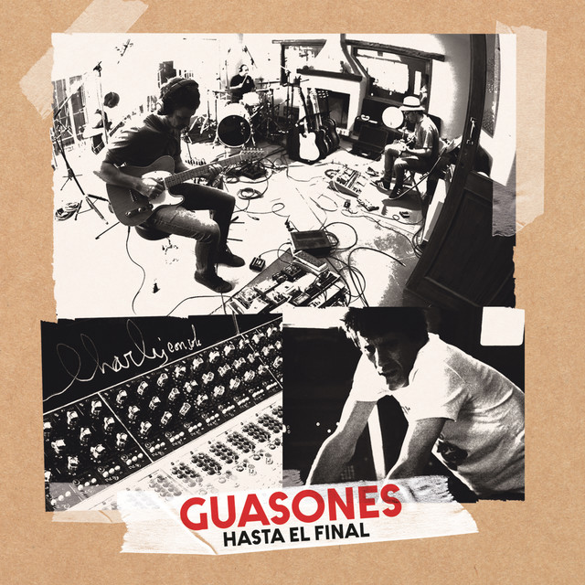 Album cover for Hasta el Final by Guasones