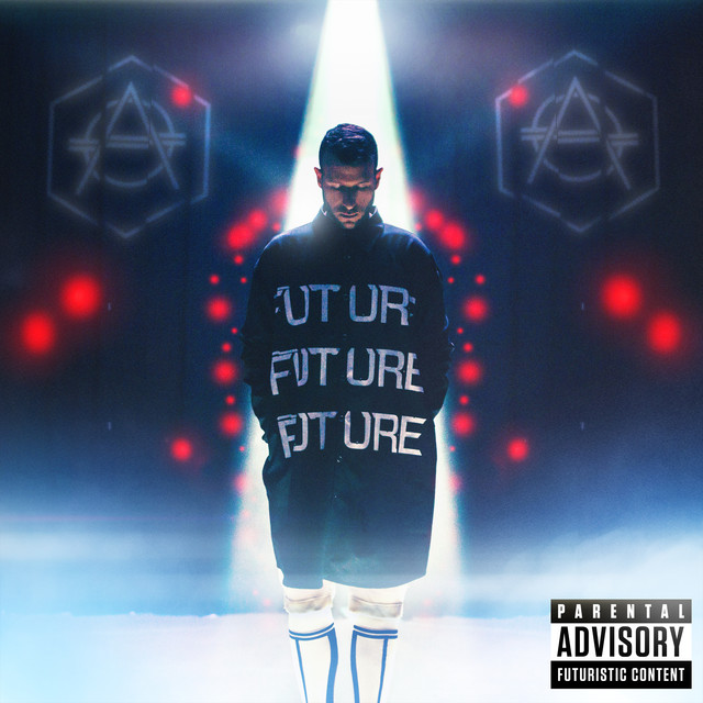 Album cover for Future by Don Diablo