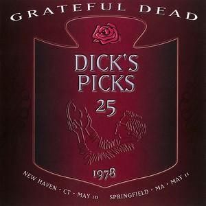 Dick's Picks Vol. 25: 5/10/78 Albumcover