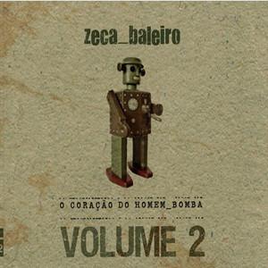 O Coração Do Homem-Bomba Vol. 2 Albumcover