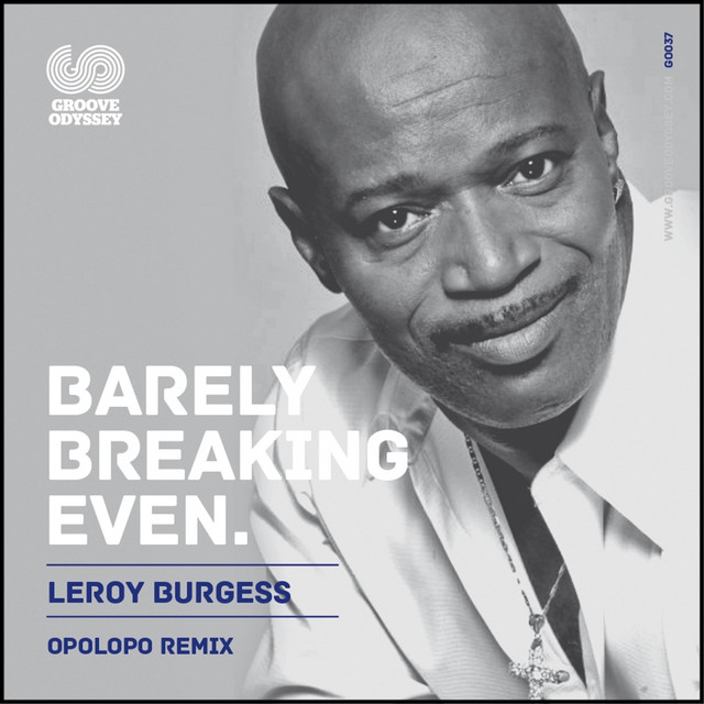 Leroy Burgess tickets and 2018 tour dates