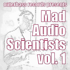 Mad Audio Scientists vol.1 Albumcover