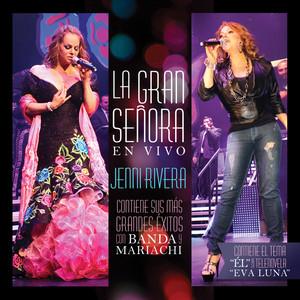 La Gran Señora En Vivo Albumcover
