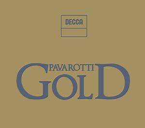 Pavarotti Gold (multipack) Albümü