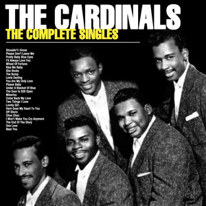 The Cardinals - The Complete Singles album