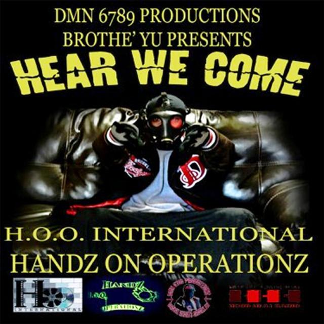Hear We Come Albumcover