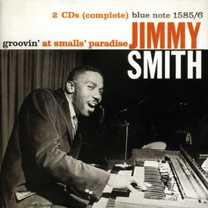 Jimmy Smith Imagination cover
