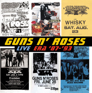Guns N' Roses Mr. Brownstone cover