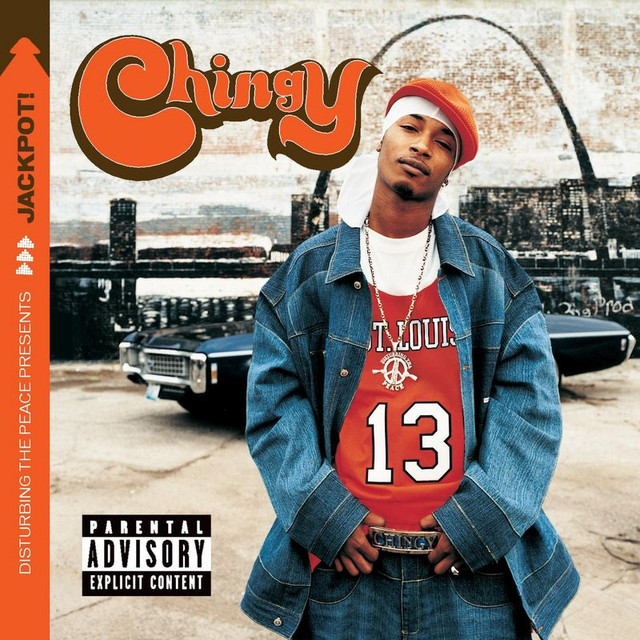 Chingy album cover