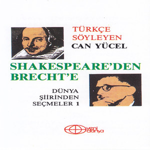 Shakespare'den Brecht'e Dünya Şiirinden Seçmeler 1 Albümü