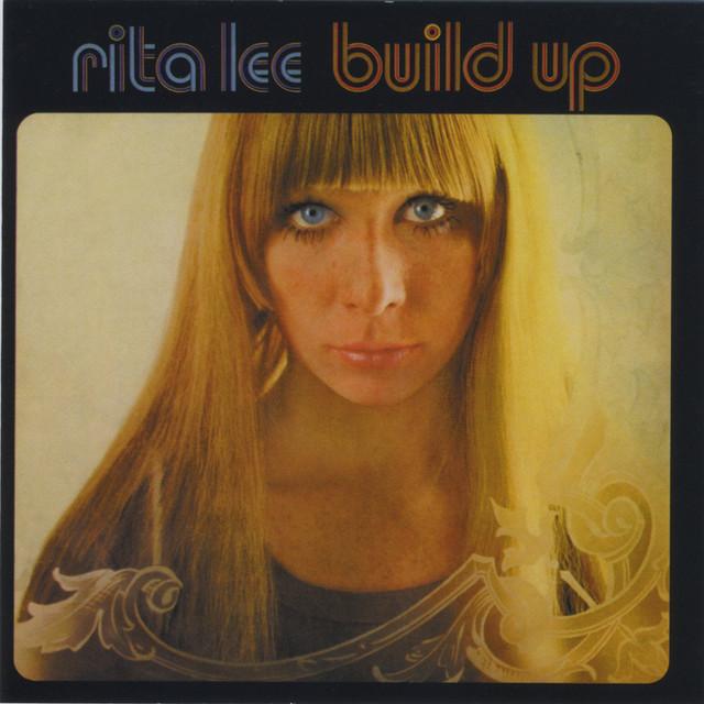 Rita Lee Build Up album cover