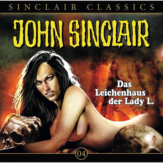 Classics Folge 4: Das Leichenhaus der Lady L. Cover