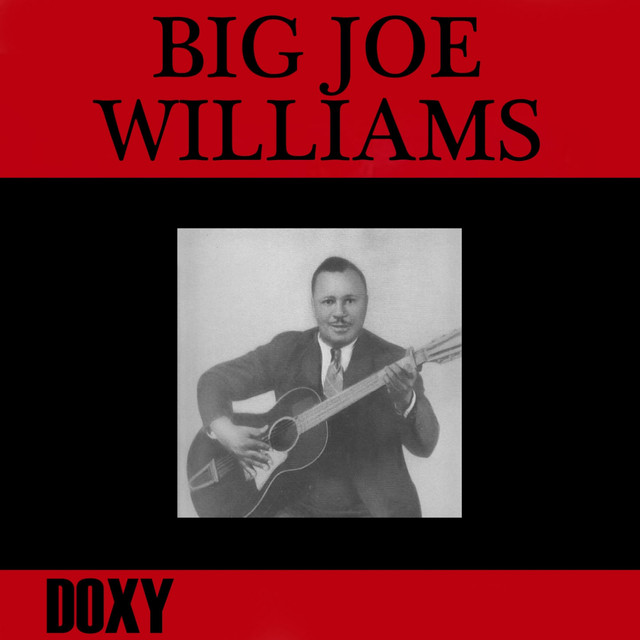 Big Joe Williams (Doxy Collection)