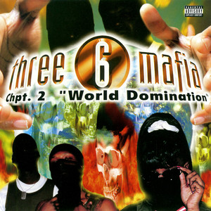 Three 6 Mafia Late Nite Tip cover