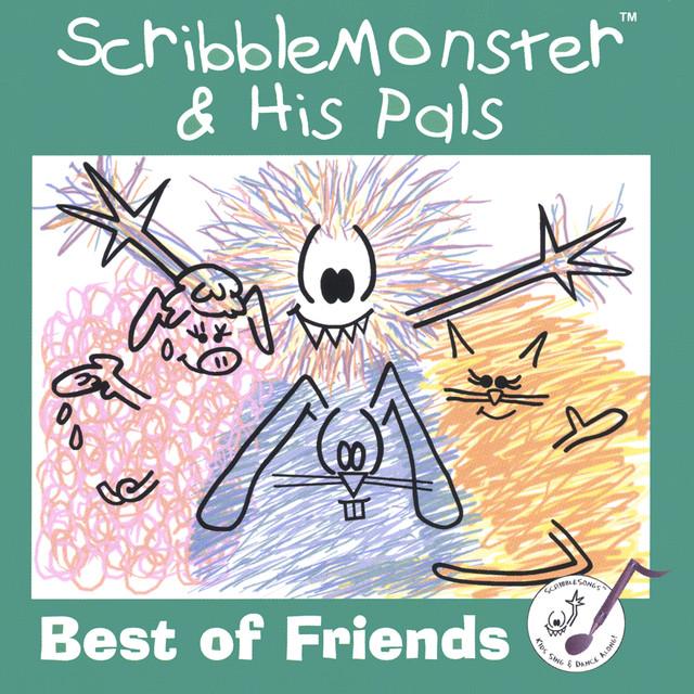 Best of Friends by Scribblemonster