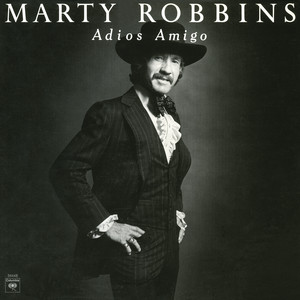 Marty Robbins Falling Out of Love cover
