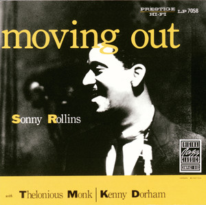 Thelonious Monk, Sonny Rollins More Than You Know cover