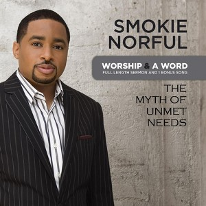 Worship And A Word: The Myth Of Unmet Needs Albumcover