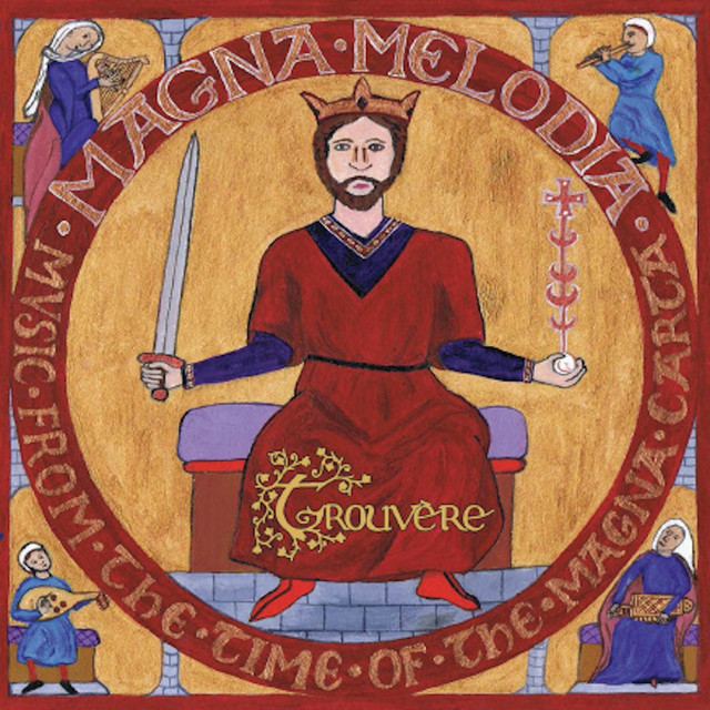 Trouvere Medieval Minstrels