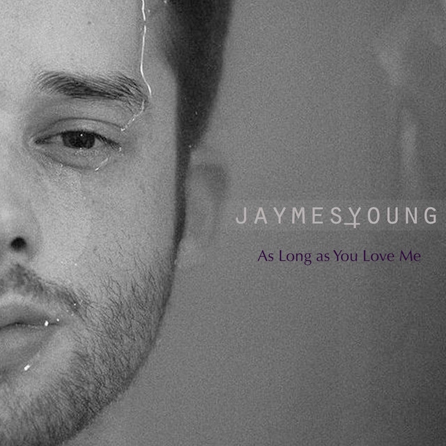 ... Jaymes Young Lyrics 9. I'm fading Much too fast, my love I'm waiting  For it to pass, my love Could I feel your skin on mine Before I have to say  goodbye ...