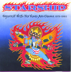 Greatest Hits (Ten Years And Change 1979-1991) Albumcover