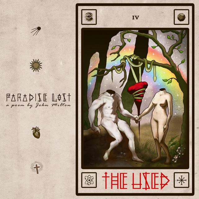 Paradise Lost, A Poem By John Milto album cover