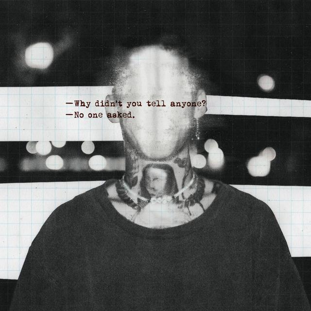 Album cover for UNTITLED by KOHH