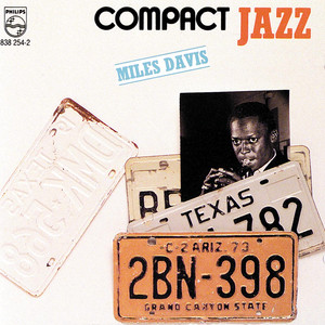 Compact Jazz: Miles Davis album