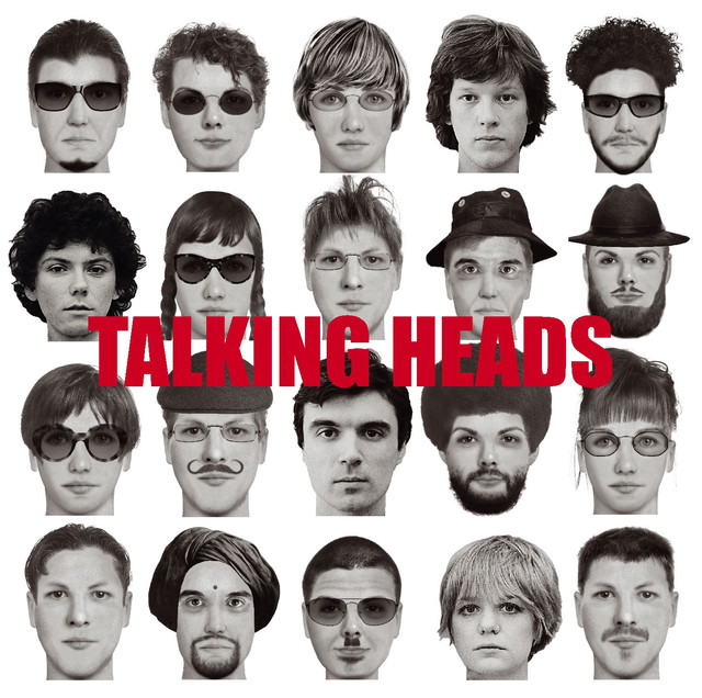 Talking Heads The Best of Talking Heads album cover