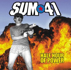 Half Hour Of Power Albumcover
