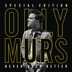 Never Been Better (Special Edition) Albumcover
