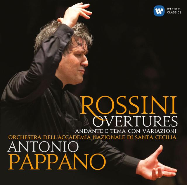 Rossini: Overtures (SD)