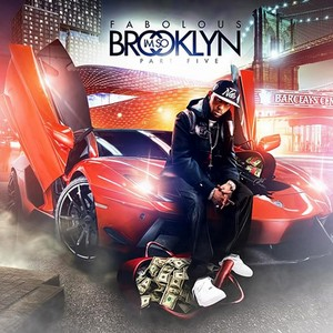 I'm so Brooklyn (Part Five) Albumcover