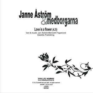 Janne Åström, Love Is A Flower på Spotify